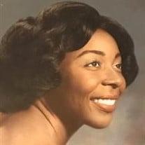Mrs Margaret Hammond Jackson