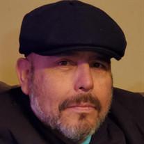 """1SG (Ret) Javier Gamboa """"Harvey"""" Guerrero"""