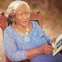 Mrs. Annie Mae Sostand