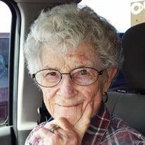 Betty Jane Whittet