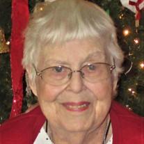 Margaret Lorene Dickenson