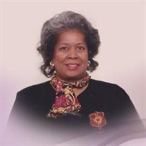 Mrs. Annie Ruth Watson