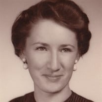 Mrs. Frances Jeanette Roper Taylor
