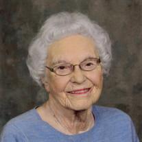 Mrs. Adelle (Burgess) Nicholes