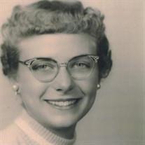Alma Jeanette Jones