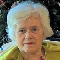 Sheila F (Donovan) Robinson