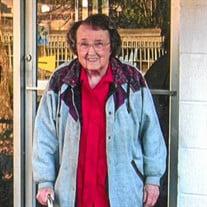 Edith Mae Overstreet