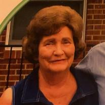 Mrs. Margaret Ann Mosley McCants