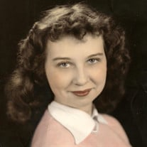 Mrs. Peggy Ann Armstrong