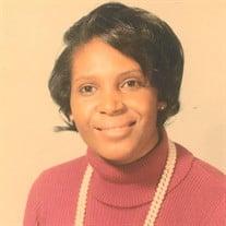 Mrs. Geraldine Hall