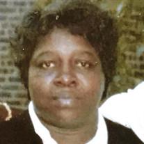 Mrs. Alma Lillie Mae Scott Smalls