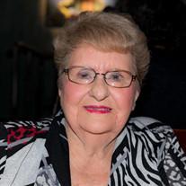 Frances Olene Traylor Van Oss