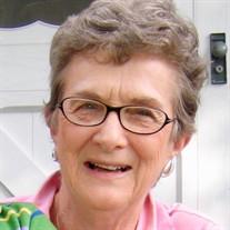 Marjorie Fern (Agan) Clark