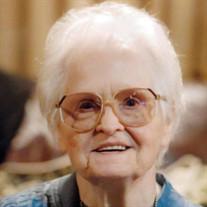 Mrs. Ola LeaVerne Vasseur Sanders