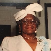 Mrs. Ida Mae Magee-Smith