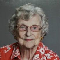 Mrs. Agnes Grace Silva Tebeau