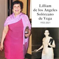 Lilliam de los Angeles Vega