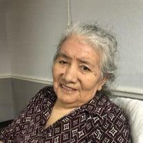 Faustina Caytuiro Rivas