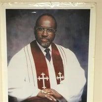 Rev. Jacob Nazareth Underwood Sr.