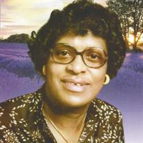 Ms. Annie R. Thorn