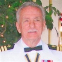 "Commander William Albert ""Bill"" Roberts USN (Ret)"