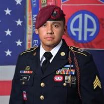 Sgt. Raymond Christopher Lopez