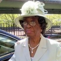 Mrs. Arnetha Platt Thomas