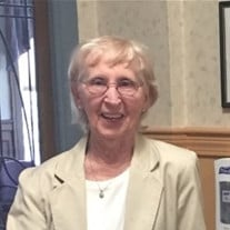 Dorothy Patricia Gabree