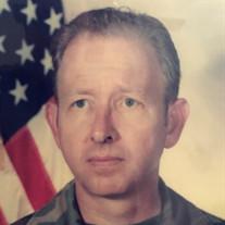 CSM James Henry Whetzel, US Army (Ret.)