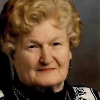 Marjorie M. Larson