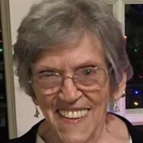 Joan Elizabeth Mathewson
