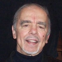 Richard (Dickie) Leonel Jacques