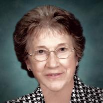 Martha Jean Glidewell Sattenfield