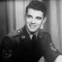 SMSGT Jackson Burnette Phillips, Jr. USAF (Ret.)