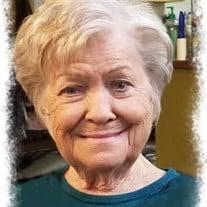 Mrs. Judy Oswalt Dorris