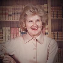 Mary Van Beber Freeman