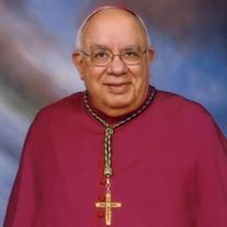 Bishop Emeritus Raymundo J. Peña