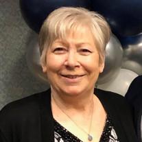 Connie Faye Hiseley
