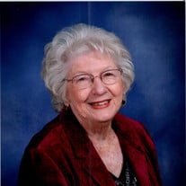 Barbara Jane Bennie