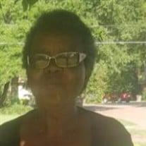 Mrs. Mamie Pearl Ellis King Hackett