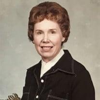 Mrs. Gloria Jean Hollister