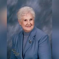 Peggy Ann Willis
