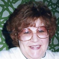 Patricia Ann Brandt Savatski (nee Stockfish)