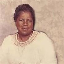 Mrs. Seretha B Reeves