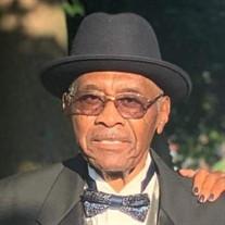 Deacon Roy Johnson Sr.