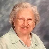 Mary Evelyn Burshek