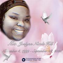 Ms. Joslynn Nicole Hill