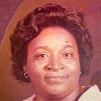 Annette Cecil Benson