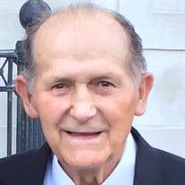 "Clarence Paul ""Buck"" Matherne Jr."