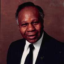 Bishop Solomon Lundy